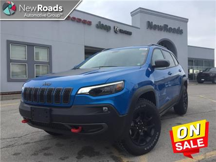 2020 Jeep Cherokee Trailhawk (Stk: J19781) in Newmarket - Image 1 of 23