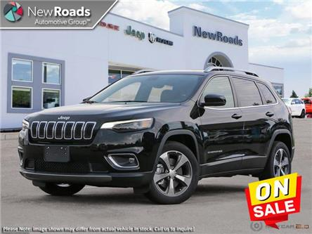 2020 Jeep Cherokee Limited (Stk: J19844) in Newmarket - Image 1 of 23