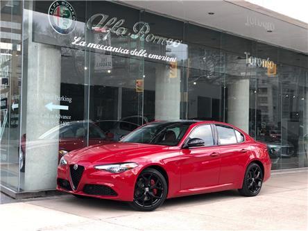 2020 Alfa Romeo Giulia Base (Stk: 84AR) in Toronto - Image 1 of 27