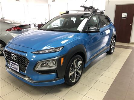 2020 Hyundai Kona 1.6T Trend w/Two-Tone Roof (Stk: 10063) in Smiths Falls - Image 1 of 11