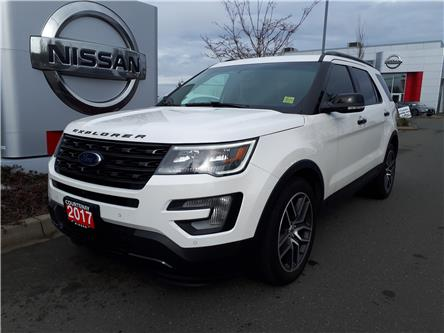 2017 Ford Explorer Sport (Stk: B0009) in Courtenay - Image 1 of 9