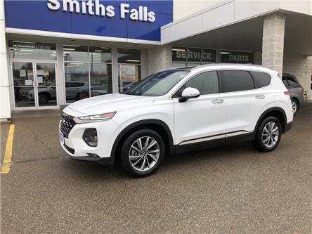 2020 Hyundai Santa Fe Luxury 2.0 (Stk: 9916) in Smiths Falls - Image 1 of 13