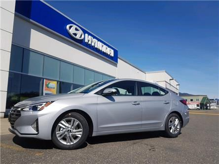 2020 Hyundai Elantra Preferred (Stk: HA2-0126) in Chilliwack - Image 1 of 11