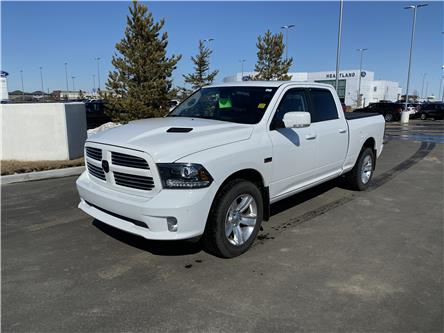 2016 RAM 1500 Sport (Stk: LLT030A) in Ft. Saskatchewan - Image 1 of 21