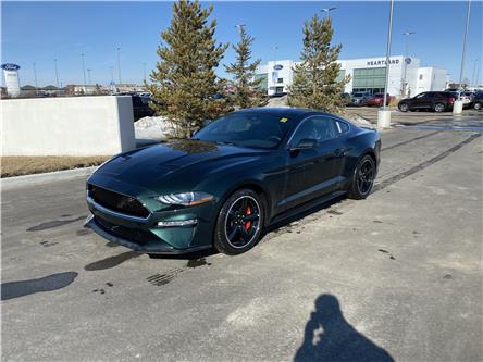 2020 Ford Mustang BULLITT (Stk: LMU003) in Ft. Saskatchewan - Image 1 of 17