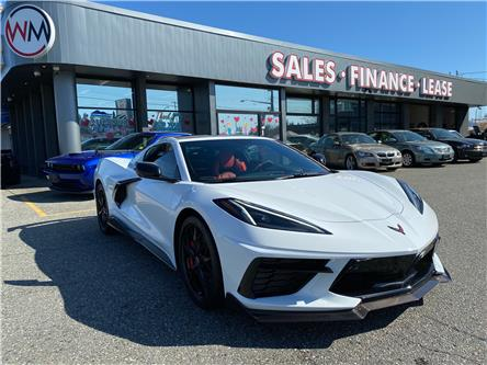 2020 Chevrolet Corvette Stingray (Stk: 20-100059) in Abbotsford - Image 1 of 15