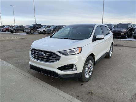 2020 Ford Edge Titanium (Stk: LED005) in Ft. Saskatchewan - Image 1 of 8