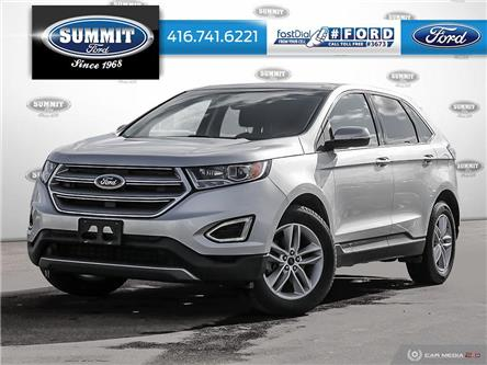 2015 Ford Edge SEL (Stk: 19H7292A) in Toronto - Image 1 of 27