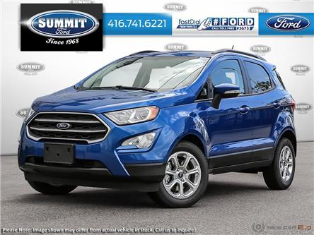 2020 Ford EcoSport SE (Stk: 20L7276) in Toronto - Image 1 of 23