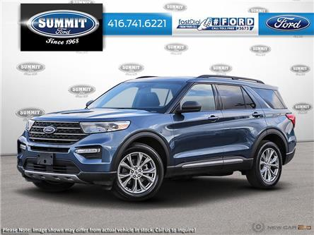 2020 Ford Explorer XLT (Stk: 20T7389) in Toronto - Image 1 of 23