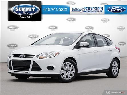 2014 Ford Focus SE (Stk: 20H7565A) in Toronto - Image 1 of 24
