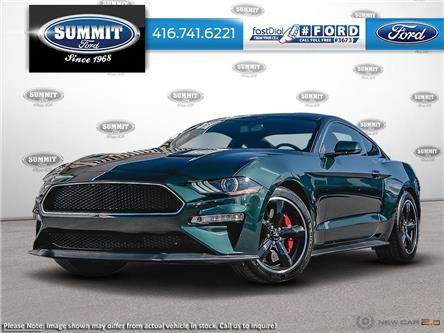 2020 Ford Mustang BULLITT (Stk: 20D7232) in Toronto - Image 1 of 21