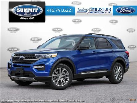 2020 Ford Explorer XLT (Stk: 20T7330) in Toronto - Image 1 of 23