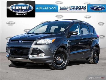 2015 Ford Escape Titanium (Stk: 20J7327A) in Toronto - Image 1 of 28