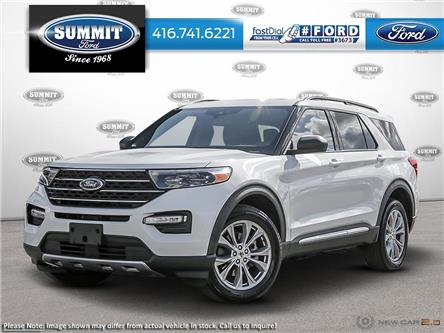 2020 Ford Explorer XLT (Stk: 20T7343) in Toronto - Image 1 of 22