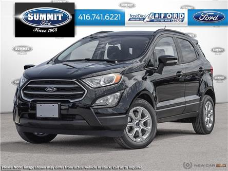 2018 Ford EcoSport SE (Stk: 18L5012) in Toronto - Image 1 of 23