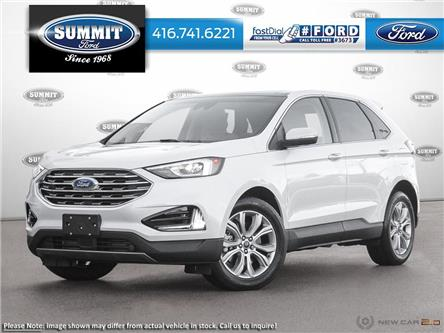 2019 Ford Edge Titanium (Stk: 19H6499) in Toronto - Image 1 of 10