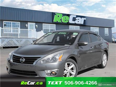 2015 Nissan Altima 2.5 SL (Stk: 200495A) in Fredericton - Image 1 of 24