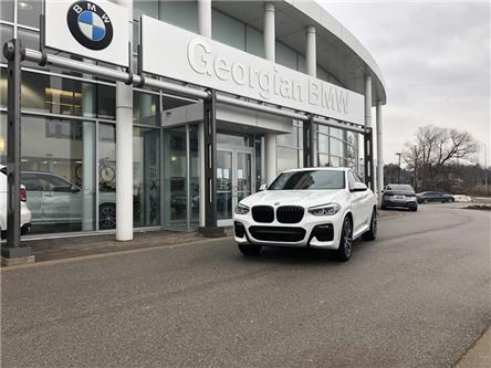 2020 BMW X4 xDrive30i (Stk: B20131) in Barrie - Image 1 of 8
