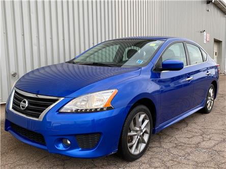 2014 Nissan Sentra 1.8 SR (Stk: X4025A) in Charlottetown - Image 1 of 16
