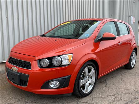 2012 Chevrolet Sonic LT (Stk: X4835A) in Charlottetown - Image 1 of 24