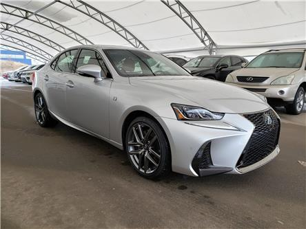 2020 Lexus IS 350 Base (Stk: L20377) in Calgary - Image 1 of 8