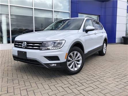 2018 Volkswagen Tiguan Trendline (Stk: A0183) in Ottawa - Image 1 of 14