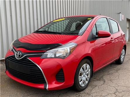 2015 Toyota Yaris LE (Stk: X4866A) in Charlottetown - Image 1 of 21