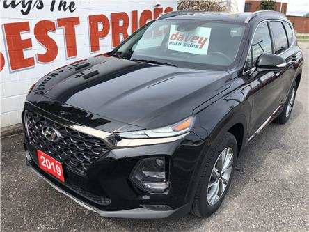 2019 Hyundai Santa Fe Preferred 2.4 (Stk: 20-101) in Oshawa - Image 1 of 15