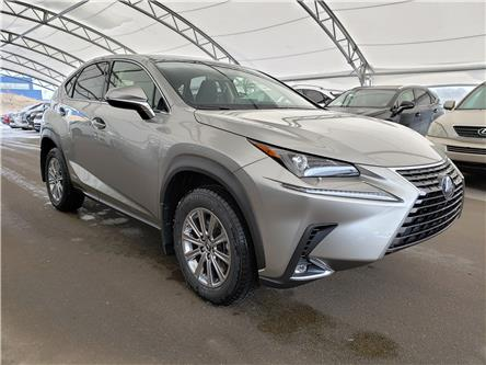 2020 Lexus NX 300h Base (Stk: L20380) in Calgary - Image 1 of 7