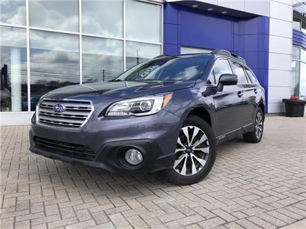 2016 Subaru Outback 3.6R Limited Package (Stk: A0173) in Ottawa - Image 1 of 14