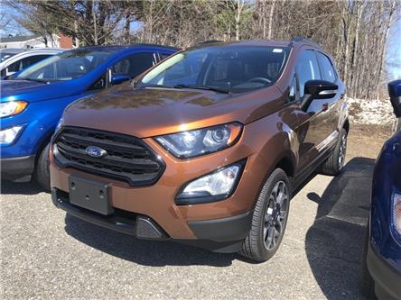 2020 Ford EcoSport SES (Stk: 01500) in Miramichi - Image 1 of 10