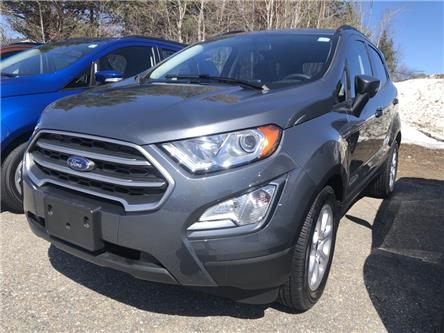 2020 Ford EcoSport SE (Stk: 01505) in Miramichi - Image 1 of 10