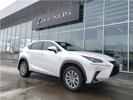 2020 Lexus NX 300h Base (Stk: L20378) in Calgary - Image 1 of 8