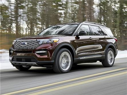 2020 Ford Explorer XLT (Stk: 01310) in Miramichi - Image 1 of 7