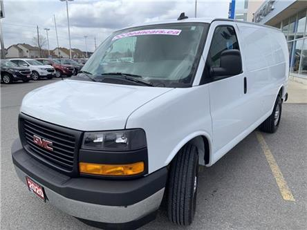 2020 GMC Savana 2500 Work Van (Stk: 33116) in Carleton Place - Image 1 of 14