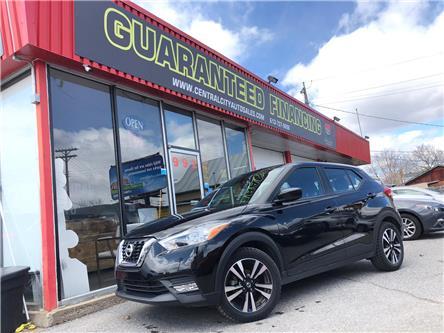 2019 Nissan Kicks SV (Stk: ) in Ottawa - Image 1 of 18