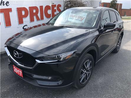 2017 Mazda CX-5 GT (Stk: 19-537) in Oshawa - Image 1 of 17