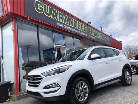 2018 Hyundai Tucson Premium 2.0L (Stk: ) in Ottawa - Image 1 of 16