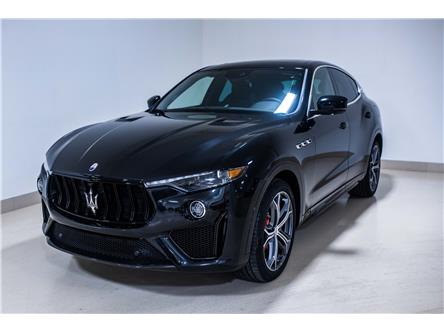 2019 Maserati Levante Trofeo (Stk: 993MC) in Calgary - Image 1 of 24