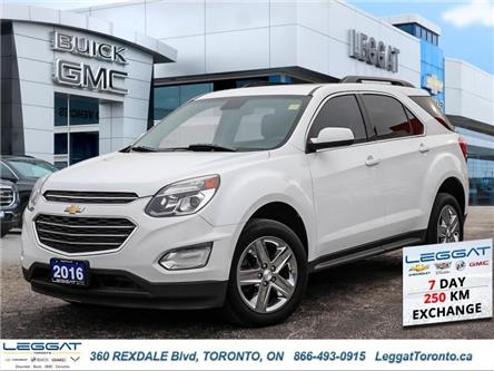 2016 Chevrolet Equinox 1LT (Stk: 174989A) in Etobicoke - Image 1 of 26