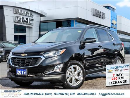 2019 Chevrolet Equinox LT (Stk: T11690) in Etobicoke - Image 1 of 26