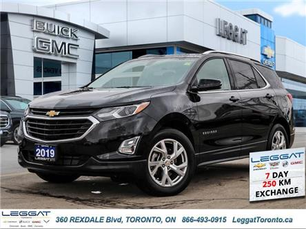 2019 Chevrolet Equinox LT (Stk: T11692) in Etobicoke - Image 1 of 12