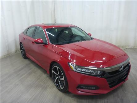 2018 Honda Accord Sport (Stk: 20032860) in Calgary - Image 1 of 29