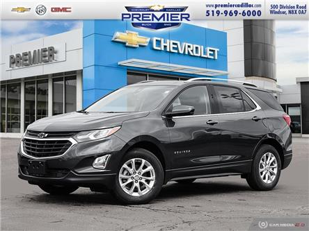 2020 Chevrolet Equinox LT (Stk: 200379) in Windsor - Image 1 of 27