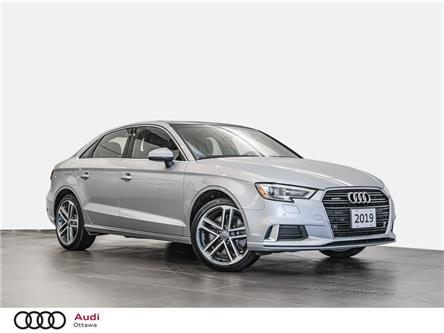 2019 Audi A3 45 Progressiv (Stk: 52959) in Ottawa - Image 1 of 21