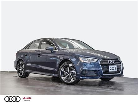 2019 Audi A3 45 Progressiv (Stk: 52980) in Ottawa - Image 1 of 21