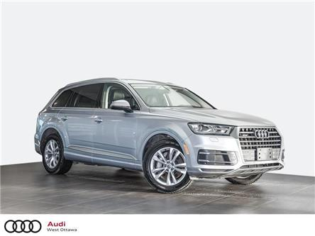 2019 Audi Q7 55 Progressiv (Stk: 91684) in Nepean - Image 1 of 22