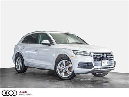 2019 Audi Q5 45 Progressiv (Stk: 91807) in Nepean - Image 1 of 20