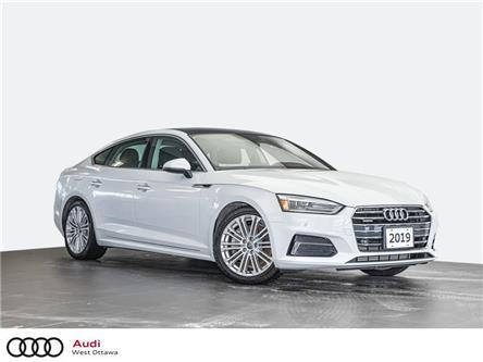 2019 Audi A5 45 Komfort (Stk: 91892) in Nepean - Image 1 of 20